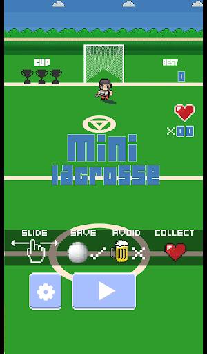 Mini Lacrosse Game Pro
