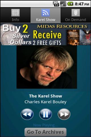 The Karel Show - screenshot