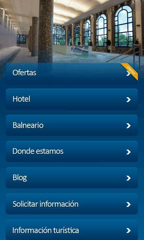 Balneario BPJ- screenshot