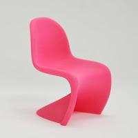 Panton Chair Sclae 1/10