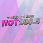 Hot 100.5 icon