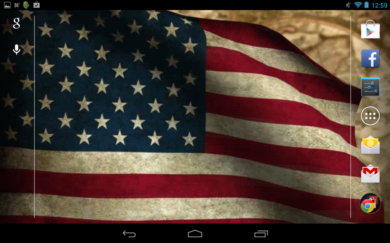 american flag live wallpaper for pc