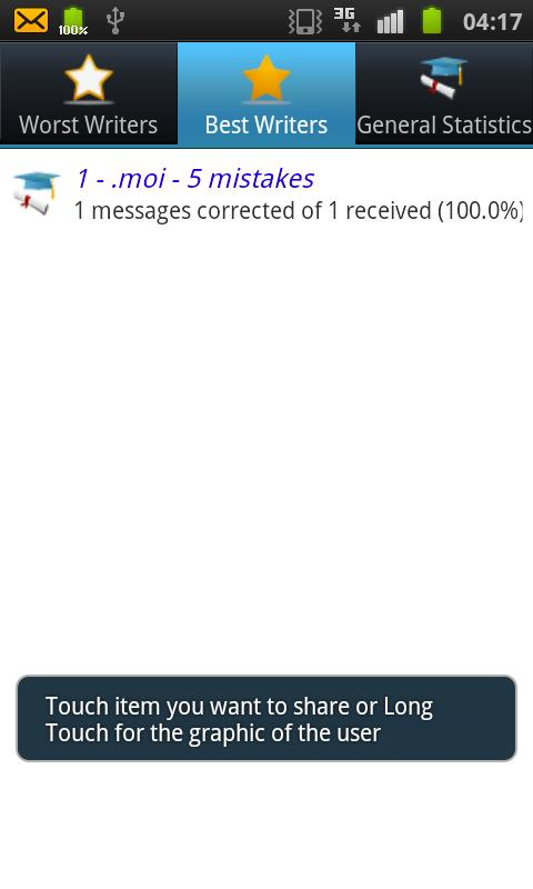 Sms Corrector- screenshot