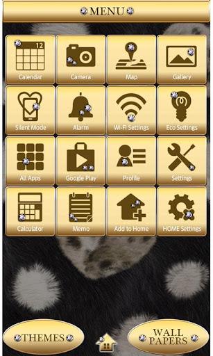 Chic Theme FUR HEART -BLACK- 2.0.0 Windows u7528 3