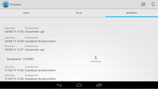 e-Advogado - screenshot thumbnail