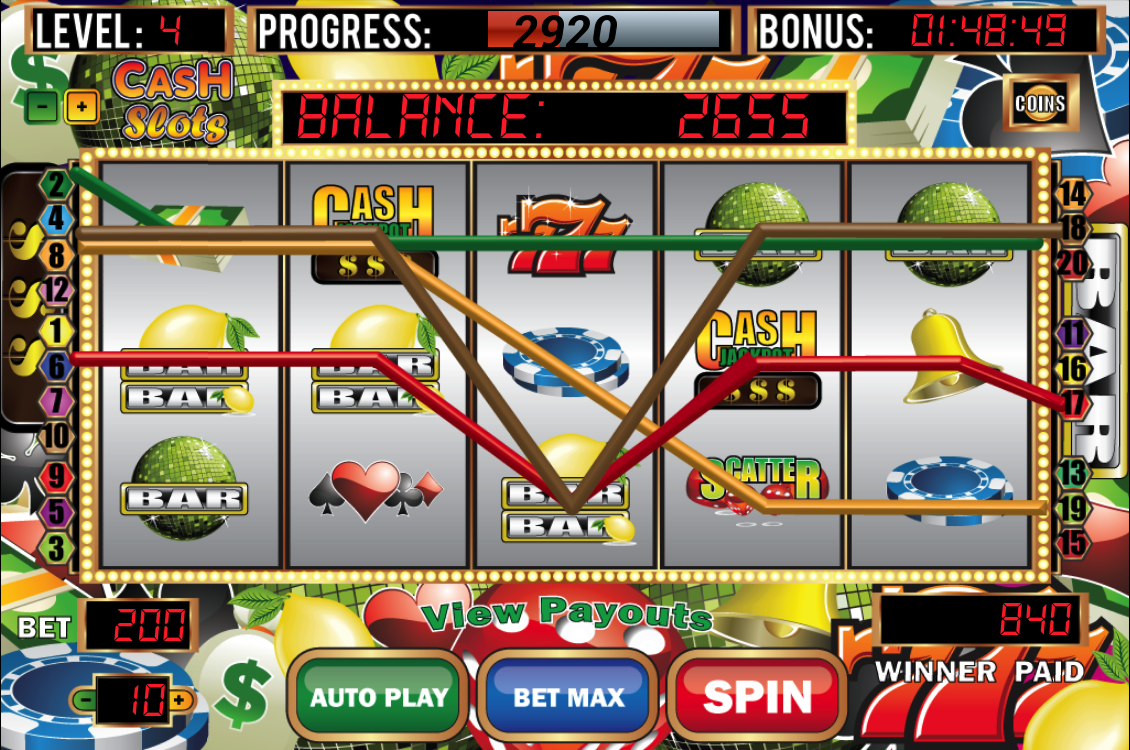 Cash n Clovers Slot Machine - Try your Luck on this Game