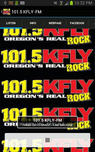 101.5 KFLY Oregon's Real Rock