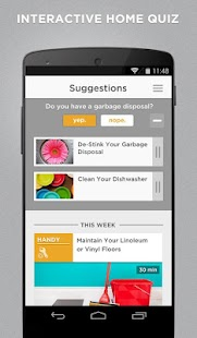BrightNest – Home Tips & Ideas Screenshot