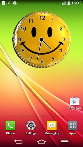 表情符號 模擬 時鐘