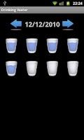 Screenshot of Drinking Water