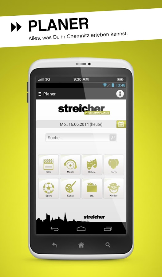 Stadtstreicher- screenshot