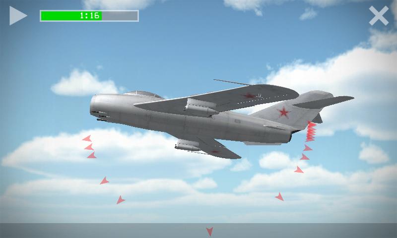 Strike Fighters Attack - screenshot