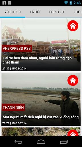 Tin Nhanh - tin tuc - doc bao