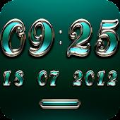 TRIQUA Digital Clock Widget