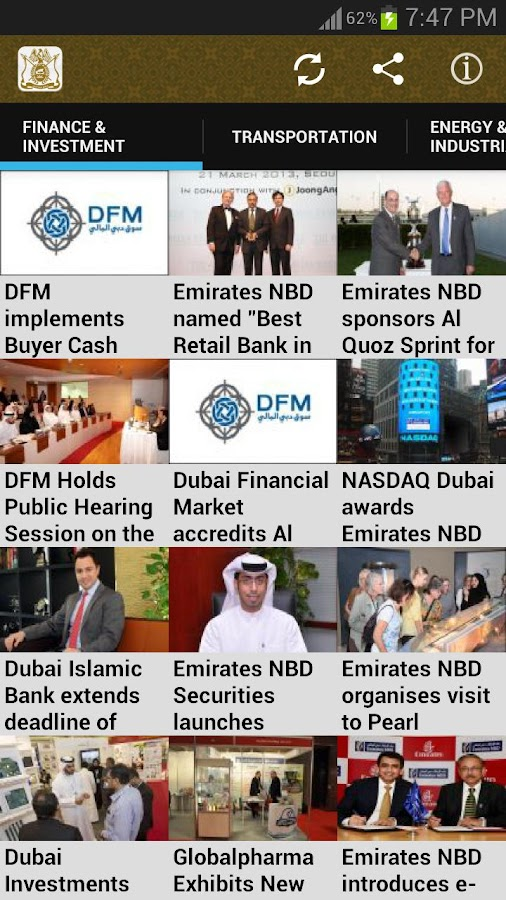 Investment Corporation Dubai - screenshot