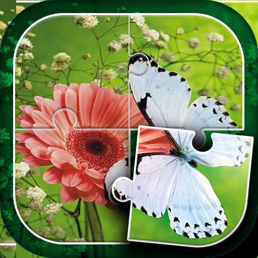 蝶パズルゲーム 解謎 App LOGO-APP試玩