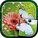 Butterfly Jigsaw Puzzle icon
