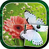 Butterfly Jigsaw Puzzle