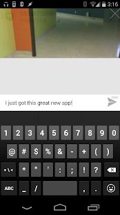 HeadsUp - Heads Up Display screenshot