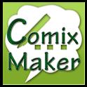Comix Maker logo