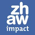 ZHAW Magazin Impact icon