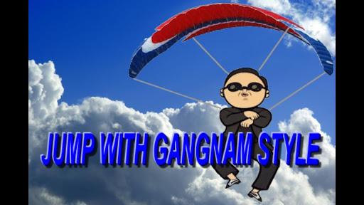 GangnamStyle Jump