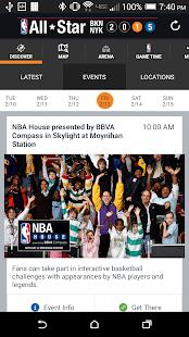 App NBA All-Star NYC App APK for Windows Phone