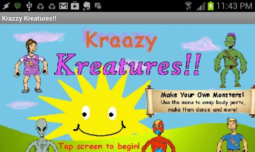 Kraazy Kreatures