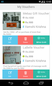 BechDe - Voucher Trading App screenshot 5