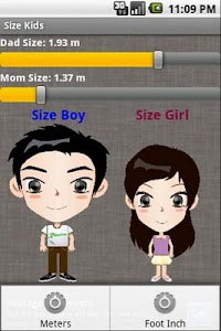 Kids Height Predictor screenshot 1
