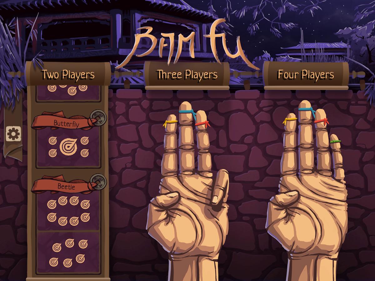 Bam fu - screenshot