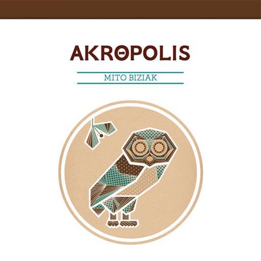 Akropolis Mito Biziak LOGO-APP點子