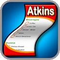 Atkins Diet Shopping List logo