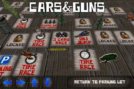 Cars And Guns 3D FREE Screenshot 7
