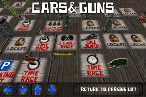 Cars And Guns 3D FREE- screenshot