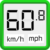Speedometer GPS digital