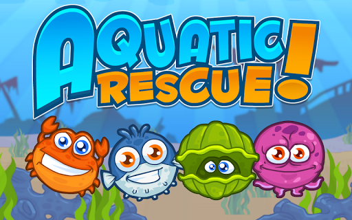 Aquatic Rescue - Clever Puzzle