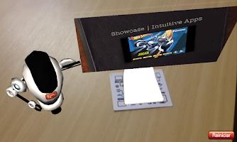 Screenshot of AR Portfolio - Intuitive Appz