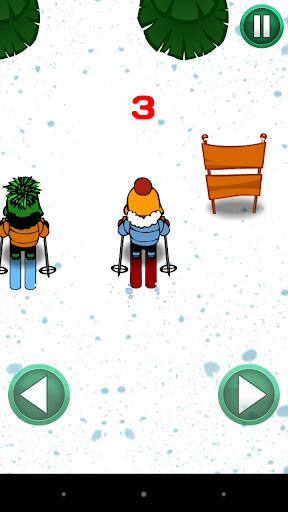 Ski Race Challenge
