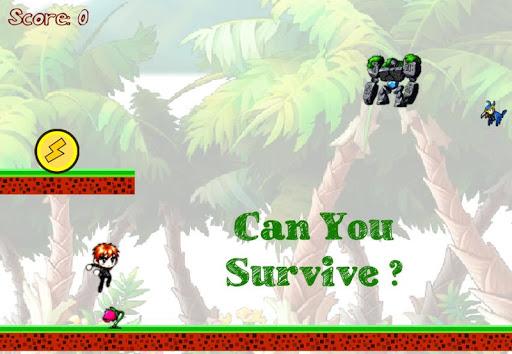 Adventure In Jungle