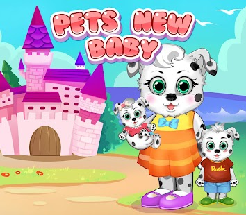 Pet Baby Care: New Baby Puppy- screenshot thumbnail