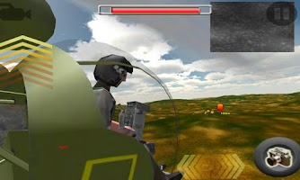 Screenshot of Gunship-II Lite