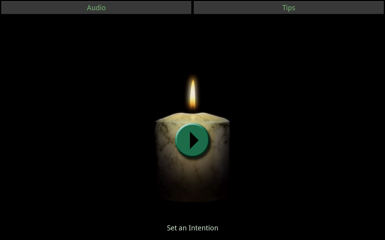 Mindfulness Meditation- screenshot