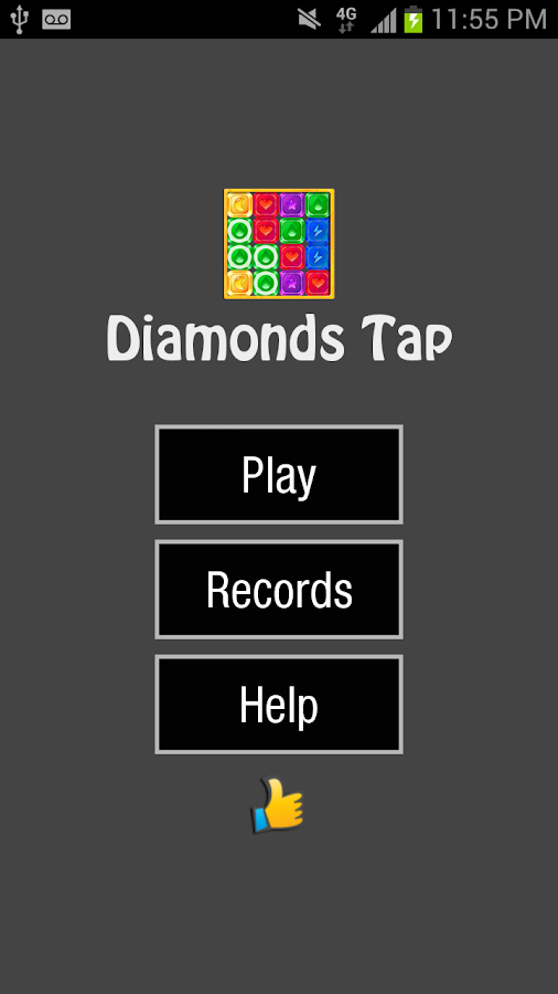 Diamond Tap- screenshot
