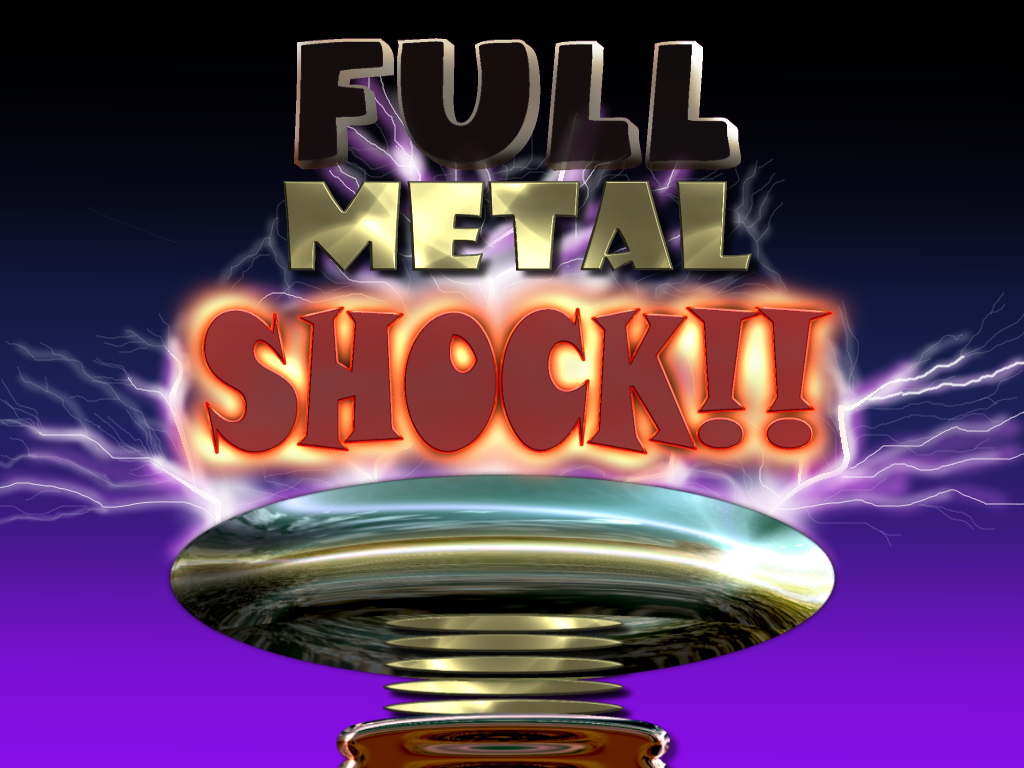 Full Metal Shock Free- screenshot