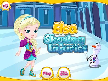 Baby Skating Injuries