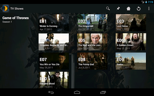 Plex for PlexPass - screenshot thumbnail