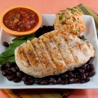 Chili's Margarita Grilled Chicken