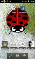 Screenshot of Lucky Ladybug Free Live WP