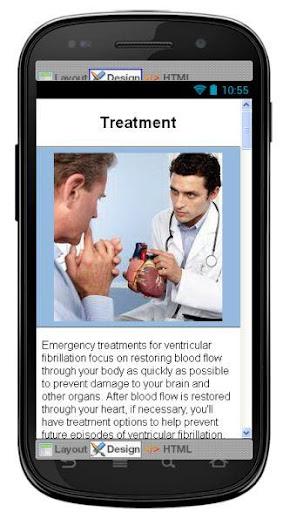 【免費醫療App】Ventricular Fibrillation-APP點子